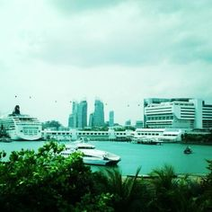 Sentosa island-singapore