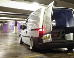 @dan_deakins Combo Is Sick #ModifiedVans #Vauxhall #Opel #Combo GO FOLLOW @dan_deakins