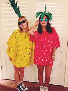 Fruit Costumes.