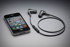 Bluetooth headphones.