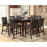 Found it at Wayfair - Wildon Home ® Laurence 9 Piece Counter Height Dining Set