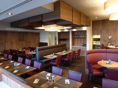 Fertigstellung Restaurant, Conference Room, Table, Furniture, Home Decor, Interior Designing, Design Interiors, Decoration Home, Room Decor