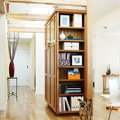 27 Smart Small-home Organization Tips