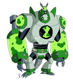 Biomnitrix Fusion: Atomicdrillo by Insane-Mane on DeviantArt Ben 1000, Aliens, Gwen 10, Ben 10 Ultimate Alien, Ben 10 Alien Force, Ben 10 Omniverse, Cute Pokemon Wallpaper, Hero Time, Butterfly Pictures