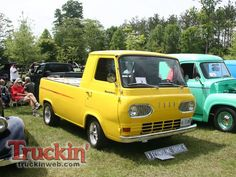 Ford Econoline truck - Awesome!