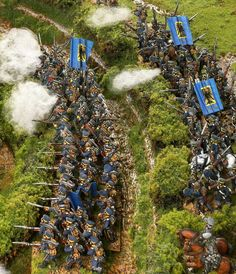 Waterloo 1815, Military Diorama, Napoleonic Wars, Toy Soldiers, Vignettes, Battle, Army, Models, History