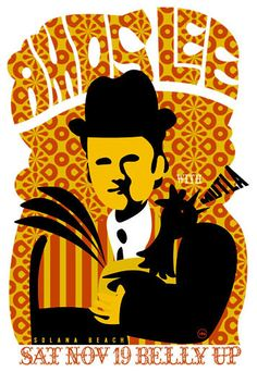 Amos Lee Concert Poster