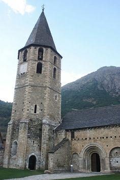 Sant Andrèu, Salardú Val  d'Aran (Lleida, Catalonia).