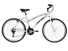 Bicicleta Mormaii Sunset Way Plus Aro 26 - 21 Marchas Quadro de Alumínio Freio V-brake