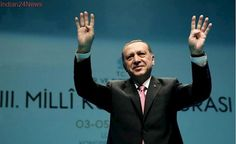 Germany has no Right to Interfere in Turkey's Domestic Affairs, Warns Erdogan