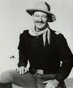 1950 Movies Photograph - Rio Grande, John Wayne, 1950 by Everett John Wayne, Rio Grande, Best Movie Couples, Chasseur De Primes, Sword Belt, Tres Belle Photo, Military Belt, Maureen O'hara, John Ford