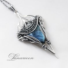 MINYA DRAUG  by ~LUNARIEEN  Artisan Crafts / Jewelry / Necklaces & Pendants
