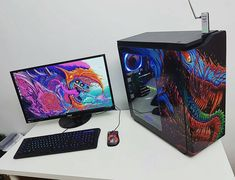 Csgo desk hyperbeast Counterstrike PC