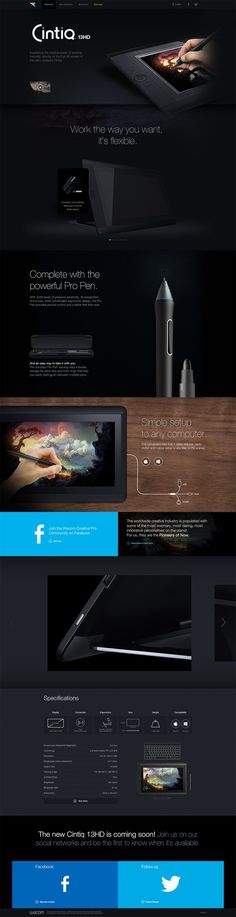 Wacom Cintiq 13 HD *sighs* maybe in another lifetime -_-