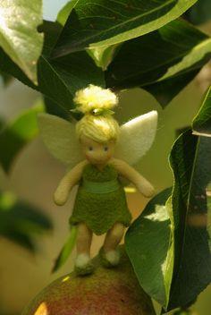 Tinkerbell / / Waldorf doll / / cadeau voor meisje door TaleWorld