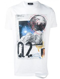 'Star Trekking' T-Shirt White Men is available in Dsquared Sale and Dsquared Outlet online store including jeans sale. Mens White Shorts, White Shirt Men, White Shirts, White Short Sleeve Shirt, T Shirt Vest, Jeans For Sale, Dsquared2, Printed Shirts, Cotton Shirts