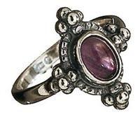 Ring by Kalevala Koru Jewelry Rings, Jewelry Accessories, Jewelry Design, Jewel Box, Bracelets, Jewerly, Amethyst, Gemstone Rings, Bling