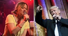 Well, There's a New Fiona Apple Song About Trump's Tiny Hands
