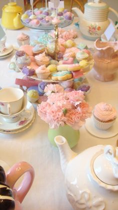 Mothers & Daughters ~ Mad Hatter Tea Party