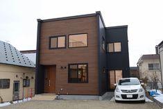 サイディングのかっこいい家 - Google 検索
