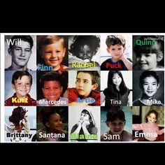Glee before Glee