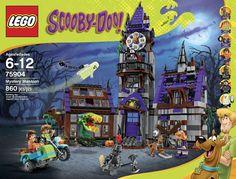 Scooby Doo Legos August 1, 2015