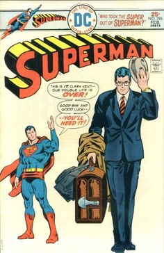 Cover for Superman #296 (1976)