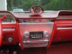 1961 Buick dashboard
