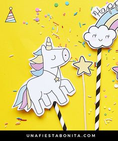 Unicornio topper para pastel topper para cumpleaños Topper #partyideas #printable #partyprintable #etsyprintables #party #partying #partystyling #mypartystyle #partyplanner #partydecor #partyideasgroup #kidsparties #partyideasforkids #kidsparty #birthdayparties #partykids partyinspiration #partydecoration #partydesigner #partyprintables #diypartydecor #birthdaypartyideas