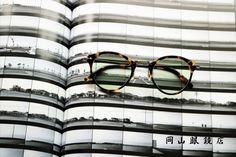 OLIVER PEOPLES OP-505 岡山眼鏡店 Oliver Peoples, Round Glass, Glasses, Eyewear, Eyeglasses, Eye Glasses, Sunglasses