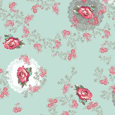 Katarina Roccella - Recollection - Remembrose Doilies in Light