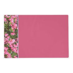 Pink and gold damask business card template projetos para image from httprlvzcache pinkazaleasplacematlaminatedplacemat reheart Images