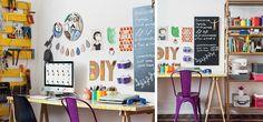 Casa das blogueiras: conheça um cantinho da casa de donas de blogs de decoração - limaonagua