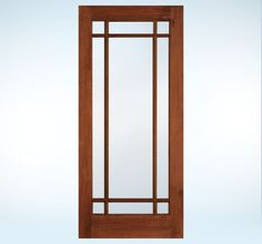 Find the information you're looking for about the JELD-WEN family of window and door products. Wood, Custom Wood, Exterior Doors, Glass Panels, Living Room Door, Wooden Door Design, Jeld Wen Doors, Door Design, Energy Efficient Door