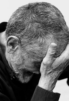 Vittorio Gassman (a Man).