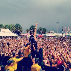 Warped Tour, living the dream! About that time again, so excited for warped 2014!