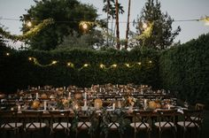 Bohemian Wedding at the Parker Palm Springs: Erica + Steven