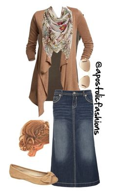 """Apostolic Fashions #531"" by apostolicfashions ❤ liked on Polyvore featuring Oasis, Old Navy, Hydraulic, LOFT and Ray-Ban"