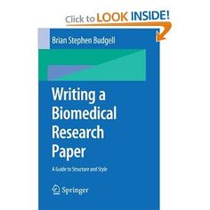 Biomedical Science research paper writer