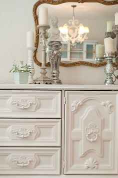 Domestic Fashionista | Creative Homemaking, Home Decor, DIY, Entertaining, Simple Living: How to Paint Furniture the Correct Way