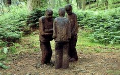 """""""Private Meeting"""" - Grizedale Forest"""