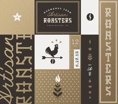 Normandy_farm_roasters_brand_board_j_fletcher