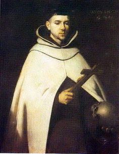 Francisco de Zurbaran ‎Date: 1656   Celebrated December 14   St. John of the Cross, Priest and Doctor of the Church   St. John's family n...