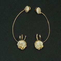 Earrings, Studio Numen