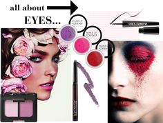 Trend: Colorful Eyes!