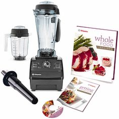 Vitamix 5200, I'd like to make some healthy recipes with it. $549.00