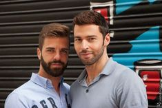 Hector de Silva and Dario Beck