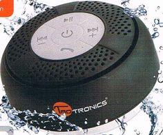 Josefine 21 Test Blog: TaoTronics Bluetooth Lautsprecher Wasserdicht mit ...