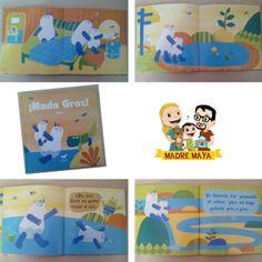 Libros que leer: Nada, Groz! - Una historia de superación y crecimiento personal que encantará a nuestros hijos