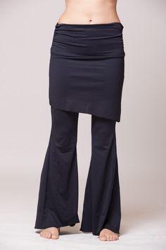 Bell Bottom Dance Pants – Black – On Sale!!! | Body Talk